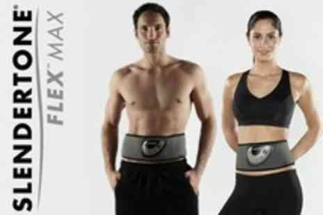 Slendertone - Slendertone Flex Max Unisex Ab Belt Including Delivery - Save 50%