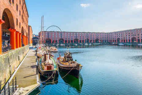 CityStop Apartments - Central Liverpool apartment break for two people - Save 52%