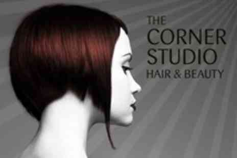 The Corner Studio - Kitoko Condition With Restyle or Cut - Save 68%