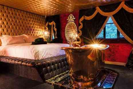 The Crazy Bear Stadhampton - Five Star Quirky Design and Opulence in Unique Surroundings for two - Save 60%