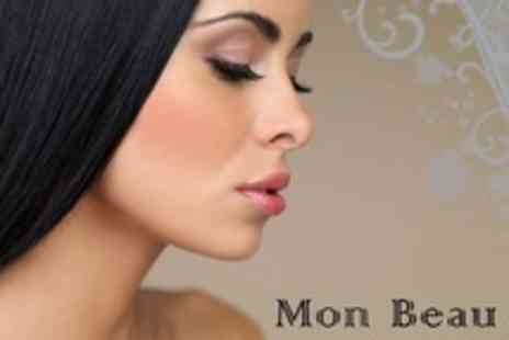 Monbeau Beauty - Semi Permanent Make Up with Lip Liner, Eye Liner or Eyebrows - Save 75%
