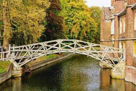Guide&Tour Cambridge - Guided Walking Tour of Cambridge University - Save 0%