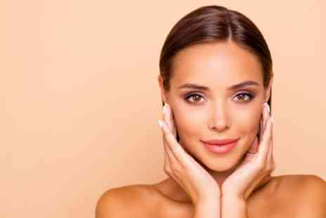 Aesthetics By Francesca - Session of Facial Dermaplaning with Follow Up Session - Save 58%