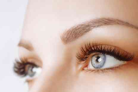 Marylin Beauty - Full Set of Individual Lash Extensions - Save 46%