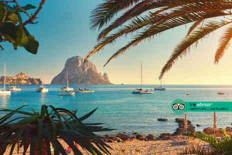 Weekender Breaks - Two nights Ibiza, Spain break with return flights - Save 22%