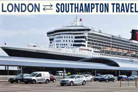 ETC TOURS - London to Southampton Cruise Terminals Private Port Transfer - Save 0%