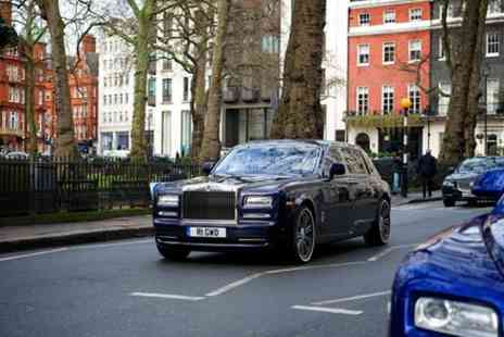 My London Chauffeurs - Chauffeur Driven Rolls Royce Phantom - Save 0%