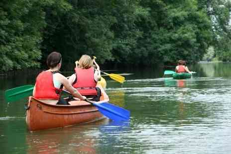 Frodsham Watersports - Three hour duo kayaking experience for two people - Save 62%