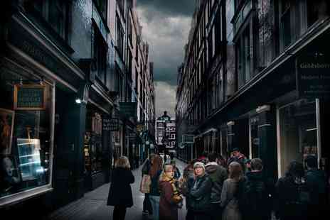 See Your City Tours - Immersive Harry Potter Experience for two people - Save 72%