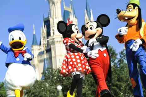 Disneyland Stay with Tickets - Up to 4 Nights Hotel Stay with Park Tickets for a Family of Two, Three or Four People - Save 0%