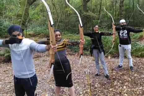 Adventure Now - One Hour Archery Experience for Two or Four - Save 47%