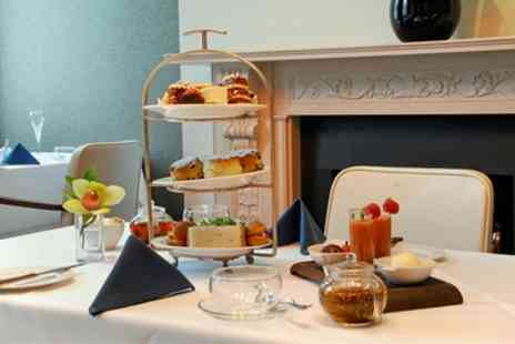 The Montcalm London Marble Arch - Afternoon Tea with Free Flowing Prosecco for Two - Save 66%
