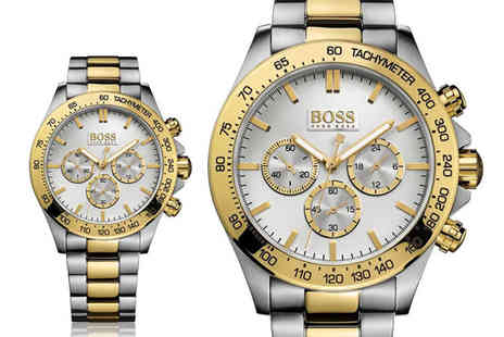 Best Watch Company - Mens Hugo Boss HB1512960 watch - Save 68%