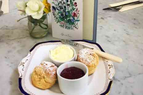 La Petite Petanque - Afternoon Tea with Prosecco for Two or Four - Save 43%