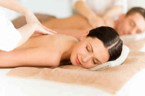 Beaute Beyond The Surface - Choice of one hour couples massage with a glass of bubbly each and chocolates to share - Save 51%