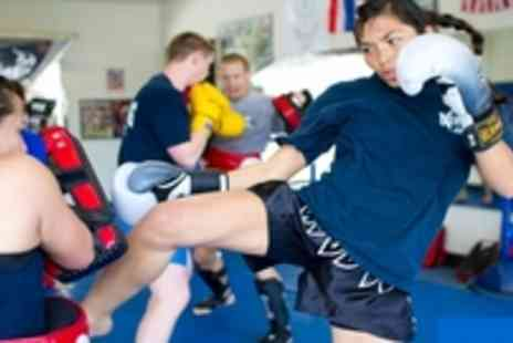London Kickboxing - 3 Kickboxing Classes in Central London - Save 68%