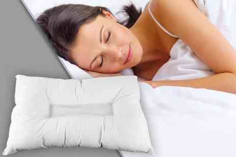 Direct Warehouse - Anti snore pillow - Save 0%
