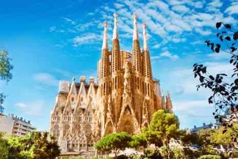 Barcelona four Star Break at Spa Hotels - Four Star 2 To 4 Nights at a Choice of Centrally Located Hotels with Flights - Save 0%