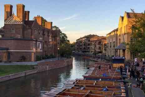 Christian Heritage Cambridge - C. S. Lewis Guided Walking Tour - Save 0%