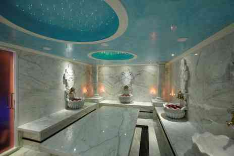 Crystal Palace Spa - 90 minute luxury hammam experience for one person including a body mask - Save 72%