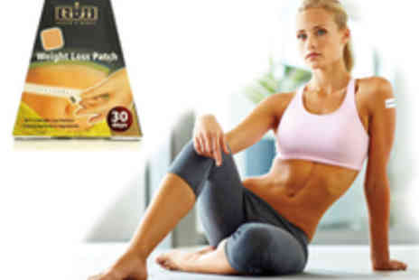 Deal App - A Ti Ji Appetite Reducing Slimming Patch - Save 52%