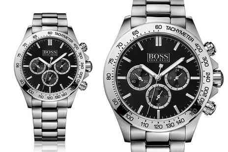 Best Watch Company - Mens Hugo Boss HB1512965 chronograph watch - Save 66%