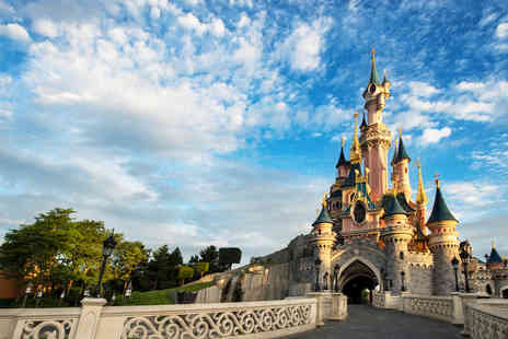Holiday Ranger - Two nights Disneyland Paris, France holiday with return flights - Save 50%