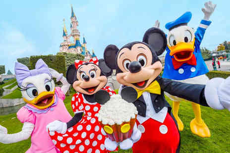 Super Escapes Travel - Two nights Disneyland Paris stay with return flights - Save 24%