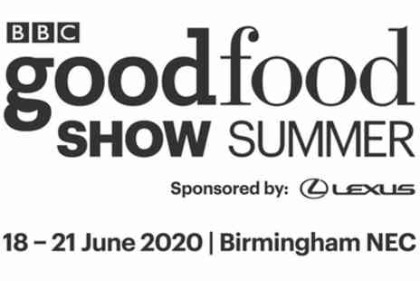 BBC Good Food Show - One, two, three or four afternoon tickets from 18th To 21st June - Save 0%