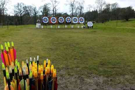 Cotswold Archery - 90 minute introduction to archery session for one person - Save 62%
