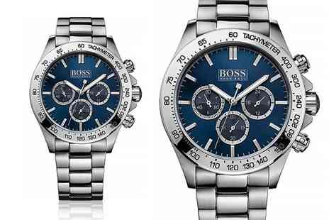 Best Watch Company - Mens Ikon chronograph watch - Save 0%