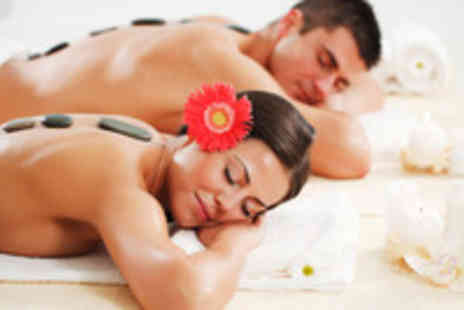 Radiance Beauty & Day Spa - Full Body Hot Stone Massage plus Facial - Save 60%