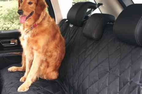 Groupon Goods Global GmbH - One, Two or Three Car Pet Seat Protectors - Save 81%