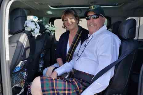 Highland Excursions - Scottish Highlands Marriage Blessing and Hand fasting Ceremony, Kilt included - Save 0%