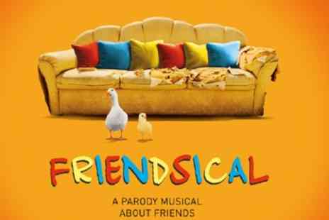Friendsical - One best available ticket to see Friendsical from 20th To 22nd February - Save 44%