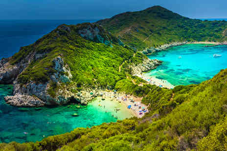 Bargain Late Holidays - Four Star Escape with a three, four, five or seven nights getaway to Corfu, Greece Now with the ability to choose your flights - Save 0%