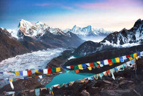 Luxury Holidays Nepal - 14 nights Everest Base Camp Trek with accommodation, three nights stay in Kathmandu, internal flights and transfers - Save 50%