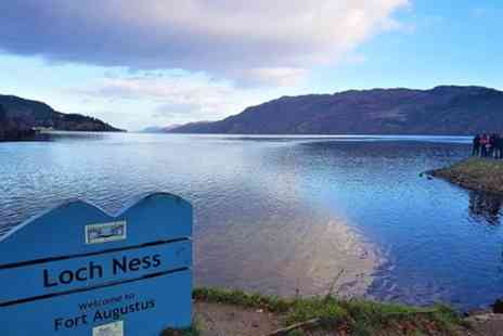 LinkTours Scotland - Loch Ness Tour - Save 20%