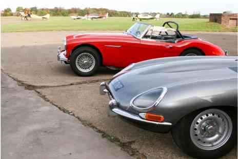Virgin Experience Days - Double Classic Car Drive plus High Speed Passenger Ride - Save 0%