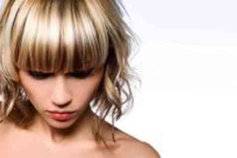 Bellisimo Hair Salon - Wash, cut & blow dry with a deep repair conditioning treatment - Save 71%