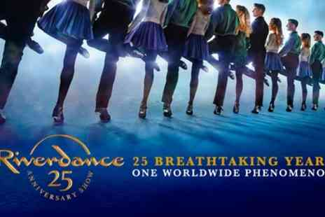 Riverdance 25th Anniversary Show - One ticket from 10th To 12th March in Bournemouth or 21st To 23rd April - Save 34%