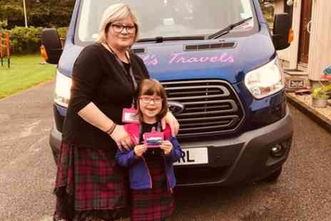 Avrils Travels - Inverness private tour Dunrobin, Dornoch and Distillery 7 to 15 passengers - Save 0%