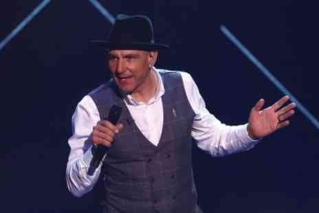 Vinnie Jones - An evening, General Admission Ticket on 13th February 2020 - Save 21%