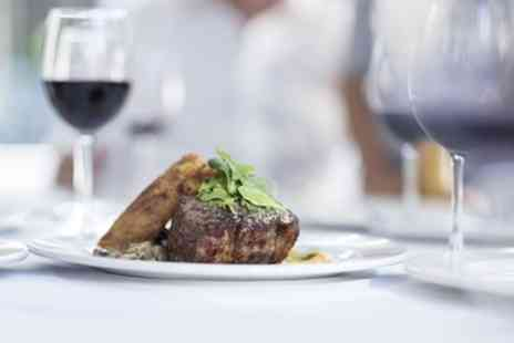 Casa Italia - Two Course Italian Steak or Fish Meal with Wine for Two or Four - Save 31%