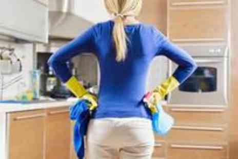 Amra Cleaners - Three hours of domestic cleaning - Save 73%