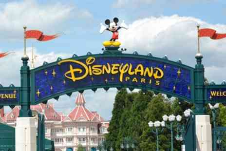Paris and Disneyland Holiday - 3 or 5 Nights with Flights and Disneyland Tickets - Save 0%