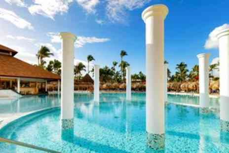 Grand Palladium Bavaro Suites Resort & Spa - Five Star Stay in the Junior Superior Suite All inclusive package - Save 0%
