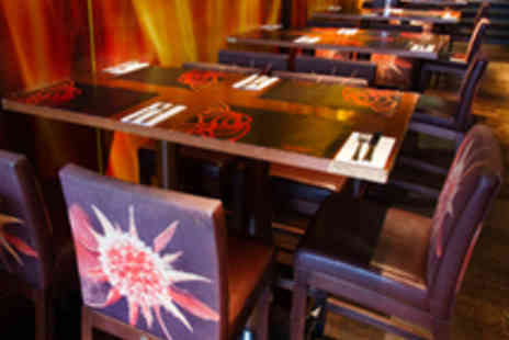 Tiger Tiger - Two Course Meal for Two with Champagne - Save 64%