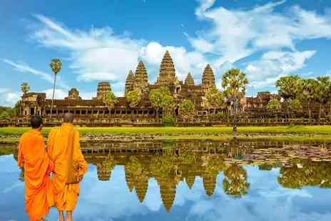 Charms of Cambodia Tour - Four Star Extraordinary Tour Across Cultural Highlights and Optional Vietnamese Beach Break - Save 0%