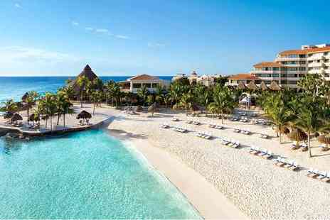 Dreams Puerto Aventuras Resort & Spa - Four Star All Inclusive Beachfront Bliss with Optional Cultural Adventure - Save 0%